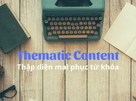 thematic content
