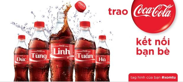 marketing coca cola