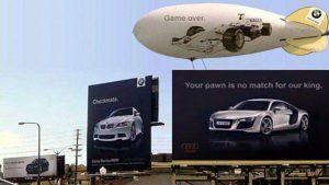BMW đối đầu với Audi