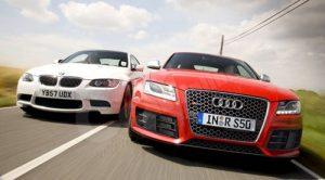 Chiến dịch Marketing du kích đẳng cấp ông lớn: BMW đối đầu với Audi