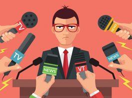 khủng hoảng truyền thông