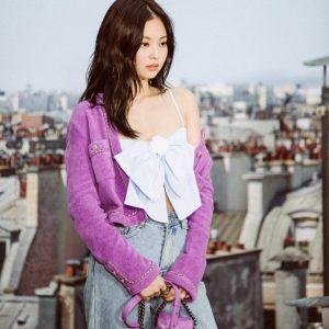 đại sứ thương hiệu chanel Jennie