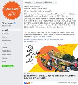 Chiến dịch Tết của Biti's Hunter: Bình cũ rượu mới