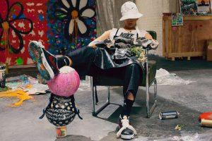 siêu phẩm sneaker G-Dragon x Nike